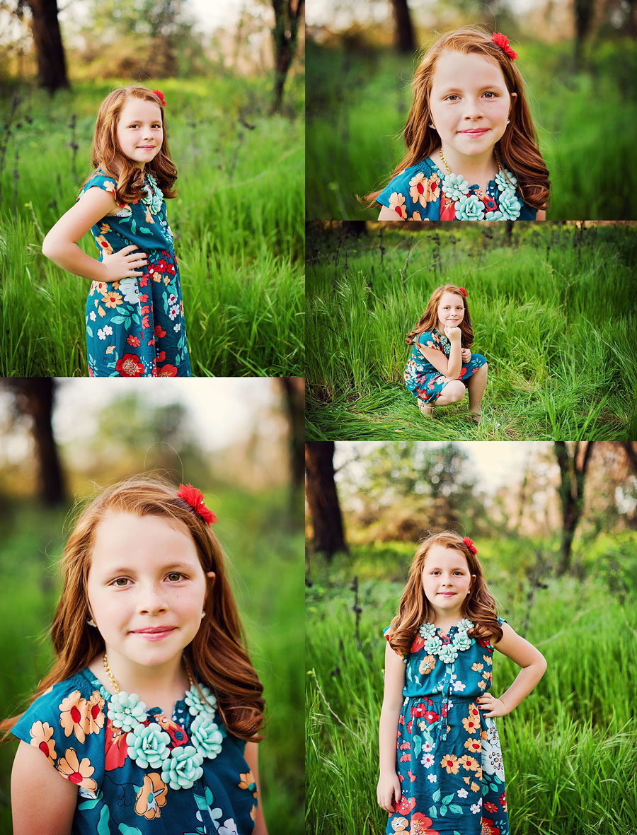 Modesto childrens photographer